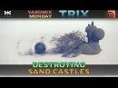 VMT 029 - HOUDINI - Destroying Sand Castles
