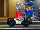 Мультики про машинки все серии подряд Полицейские машины видео для детей
