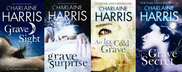 Harper Connelly series