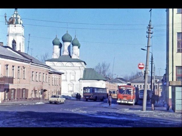 тула / Tula in the 1980s