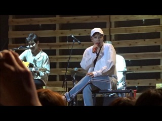 170121 FTISLAND The Truth Live in Hong Kong - Talk 4 (Fancam)