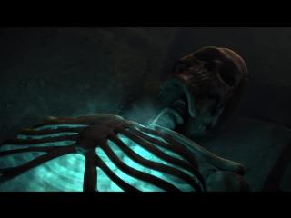 Трейлер нового персонажа для Diablo 3  Некромант.