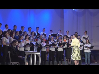 Хор БГАМ - 33 коровы (33 cows)/ Mr. Sandman - Choir of the BSAM