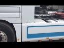 Coldstart Truck V8 engine Actros 1860 silent Kaltstart Mercedes Actros V8 OM 502LA 598 PS Lärmarm