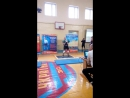 24 24kg Jerk 10min 152 reps 85 category Dishcant Volodymyr Championship the armed forces of Ukraine Part 1