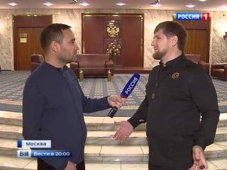 Кадыров ответил на провокацию украинского депутата