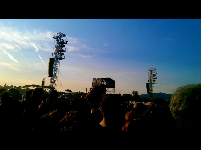 Placebo live al Firenze Rocks Ippodromo Del Visarno Song To Say Goodbye