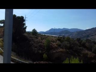 от Motril до Granada