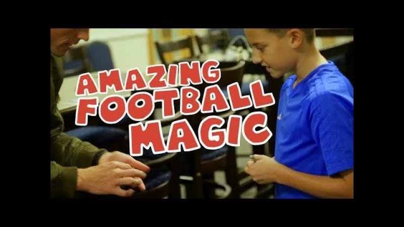 Amazing Football Magic Tricks with John Farnworth смотреть онлайн без регистрации