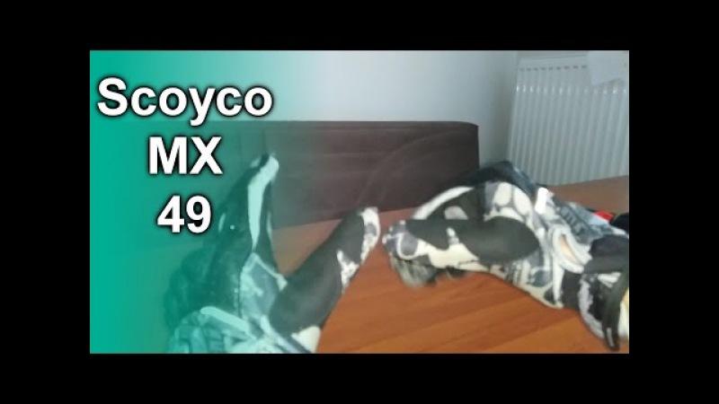 Scoyco MX49 Eldiven İncelemesi