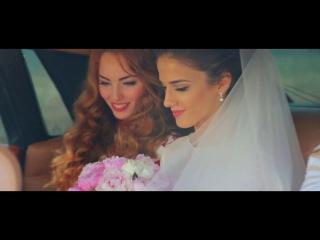 Чеченская  свадьба: Имран и Медни. Шымкент 2017