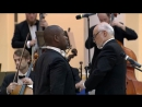 Концерт Лоуренса Браунли в Президентской библиотеке (Санкт-Петербург, 01.12.2017) - Только первое отделение!