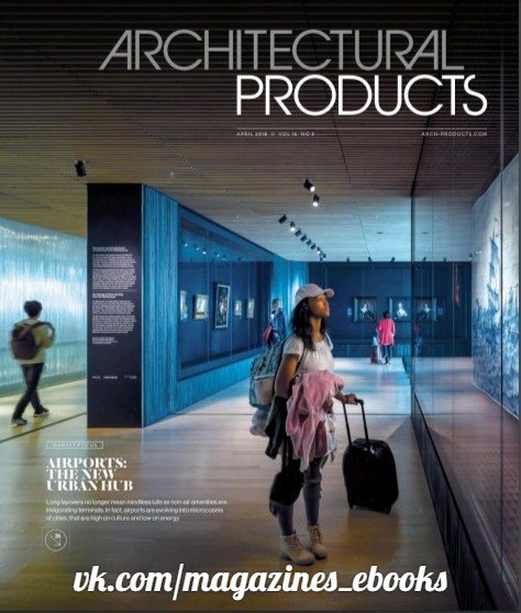 Architectural Products - April 2018