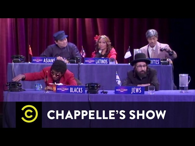 Chappelles Show - The Racial Draft - Uncensored
