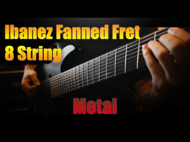 Ibanez RG Iron Label RGIM8MH 8 String Metal