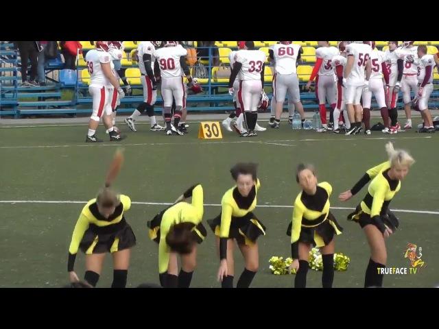ELAF 2013 Полуфинал Минские Литвины vs СК Медведи