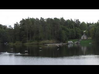 Остров святой земли Валаам. вид. 55