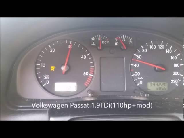 Audi A4 1.8Tq vs. Volkswagen Passat 1.9TDi