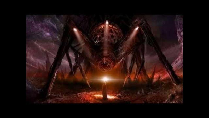 Космос Далекие уголки Вселенной Красивый инопланетый мир