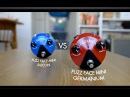 Fuzz Face Mini Silicon vs Germanium shootout