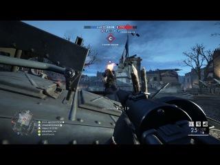 Gunnery Sergeant Hartman battlefield 1 gameplay