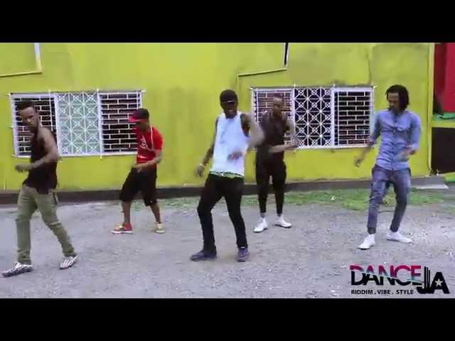 PORTMORE LEGACY Team Dancers DANCEHALL STEPS Showcase