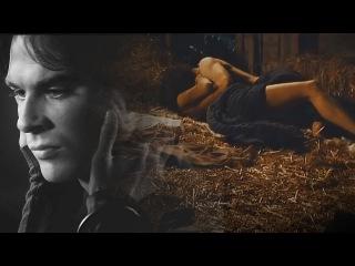 Elena and Damon - Раздетые