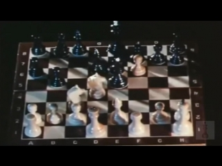 Anatoly Karpov vs Mikhail Tal  Friendly Chess Blitz Match 1980