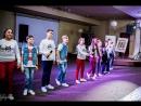 Выступление Сборной Лиги Астрахань.Школьная на Новогоднем Балу 2018