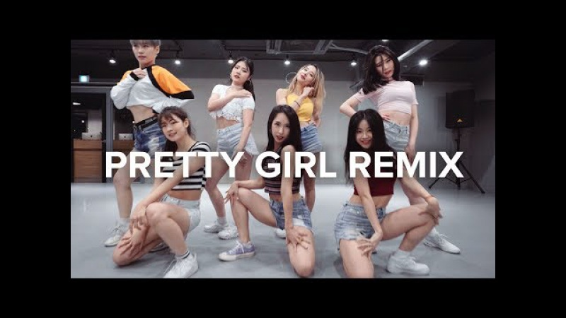 Pretty Girl Cheat Codes x CADE Remix Maggie Lindemann Mina Myoung Choreography