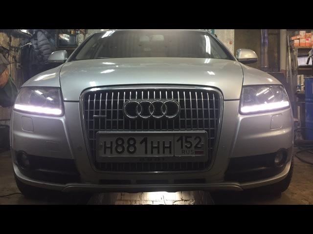 Audi A6 Allroad 3.0 TDI - последний из настоящих Ауди