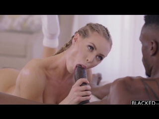 Nicole aniston   blacked com   hd porn, interracial sex, creampie, big tits blonde milf   межрасовый секс порно, кончил внутрь