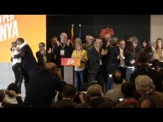 Каталония проголосовала за сторонников независимости