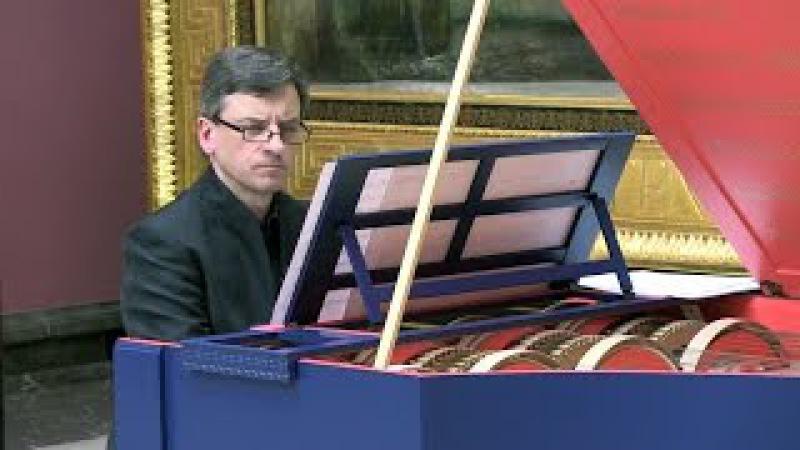 Marin MARAIS Suite in B minor Pièces de viole Book II Sławomir Zubrzycki Viola Organista