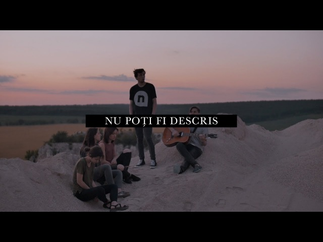 Doxa Deo Music - Tu Nu Poți Fi Descris (Lyric Video)