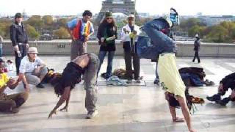 Jogo de Paris. Prof. Fubuia e Prof. Charel Angoleiros do Mar - 3eme Encontro Paris