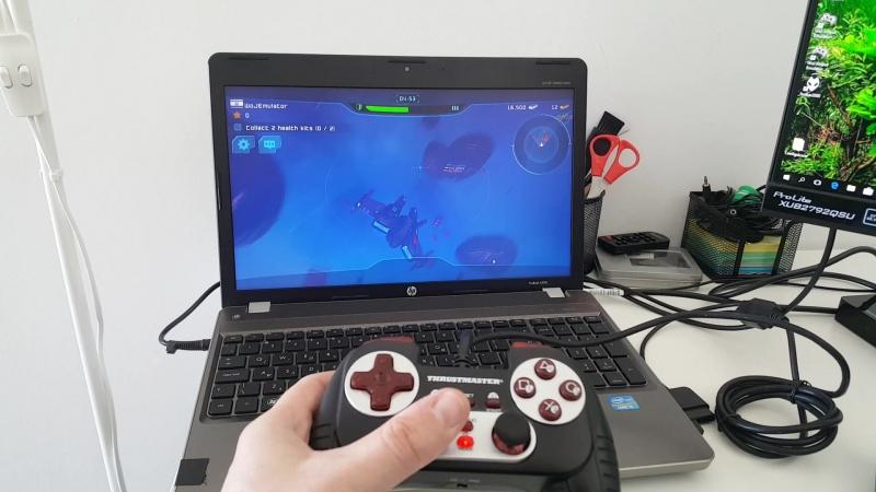 WoJ XInput Remote Emulator v2.7