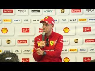 "Sebastian vettel car ""fairly damaged"" after testing crash"
