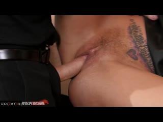 Ryan ryder & britney amber [ dominance & big boobs & group / milkings, boobs, cumshot in mouth, bondage, shaved, ass, de