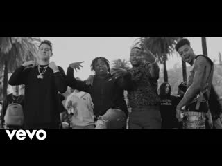 G-eazy & blueface - west coast (feat. allblack & yg)