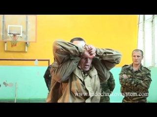 Спецназ обучает самообороне 💪