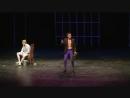 Театральный бой 2010. Домашнее задание.Театр-студия Без занавеса. Любовь к трём апельсинам