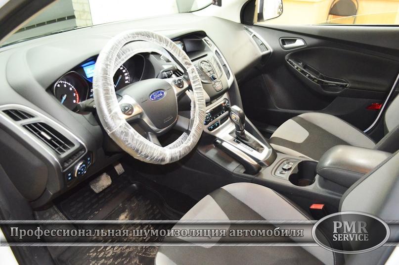 Шумоизоляция Ford Focus 3, изображение №20