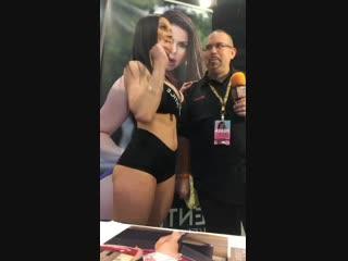 Kendra lust press conference (all sex 2019 worship latin milf ass boobs tits)