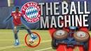 100MPH BALL MACHINE VS FC BAYERN