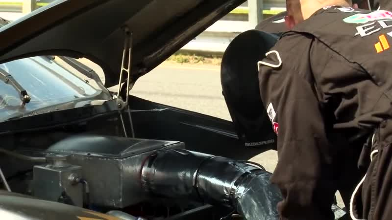 DSTV Reports Speedsource Mazda RX 8 Rolex Grand Am 2011 Rd5