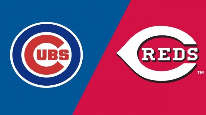 NL 19 05 2018 CHI Cubs @ CIN Reds 3 4
