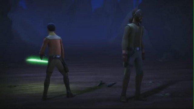 Мультфильм Звёздные войны Повстанцы 3 сезон 3 серия HD