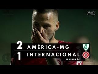 América-mg 2 x 1 internacional - melhores momentos (hd) brasileirão 26/07