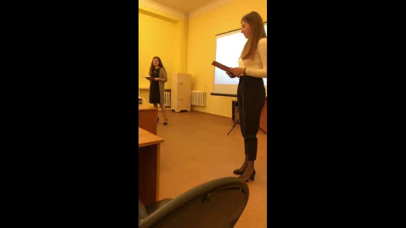 Региональный семинар в колледже ГГТУ
